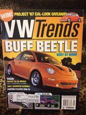 VW Trends Magazine August 1999