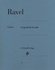 Henle Urtext Ravel Gaspard de la nuit