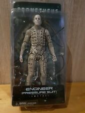 Prometheus The Engineer pressure suit figure signed by actor Ian Whyte aliens