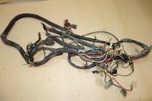 Aprilia Tuareg 350 600 rotax wiring loom harness electrics