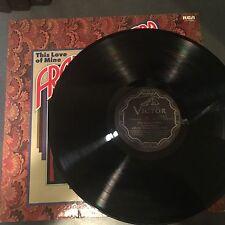 RARE LP Frank Sinatra This Love Of Mine (Vintage Reissue) RCA Gatefold VG+ 1972