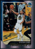 2018-19 Panini Hoops Premium - Pick A Card - Cards 1-240 - Numbered to 199