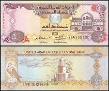 United Arab Emirates (UAE) 5 Dirhams, 2013, P-26b, UNC