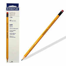 STAEDTLER Yellow pencil 134 For Office