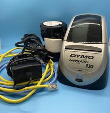 Dymo Label Writer 330 Thermal Label Printer Used Works Bonus Labels