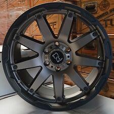 Black Rhino Oceano 9,5x20 6x139,7 Felgen Ford Ranger Toyota Hilux Dmax Fullback