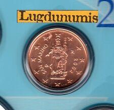 Saint Marin 2004 - 2 Centimes D'Euro - 70 000 exemplaires Provenant du BU RARE S
