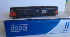 DAPOL,  CLASS 50135, LOADHAUL,ARK ROYAL AS IN PRESERVATION, DETAILED, CREW ADDED