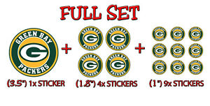 GREEN BAY PACKERS Decal Sticker