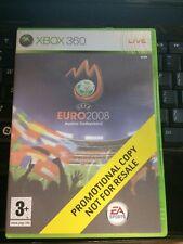 Rare promotionnel copie de l'UEFA EURO 2008 sur Xbox360