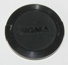 Sigma - Genuine 52mm Snap On Lens Cap - vgc