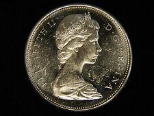 1967 Canada Silver Dollar - Centennial - GEM BU