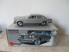 Modellauto Burago Rolls-Royce CAMARGUE DIAMONDS 3001 Maßstab 1:22, 1:18 mit OVP