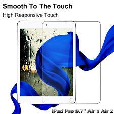 "2x Premium Tempered Glass Screen Protectors Film for Apple iPad Air 1 2 Pro 9.7"""
