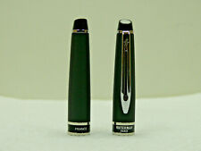 Cap Cover for Waterman Expert Ii Fountain Pen - Matte Black Chrome Trim Pls Read