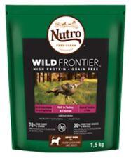 Nutro Dry Wild Frontier Turkey & Chicken Complete Dry Dog Food 10kg