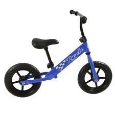 "Ryyde 12"" Kids Balance Training Bike For Ages 2+ - Blue"