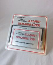 REALISTIC Cordless Cassette Head Cleaner and Demagnetizer - MADE IN U.S.A.