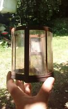 """Replacement Mica shade for Coleman Quick-Lite Lantern """"Sunshine of the Night"""""""