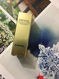 NIB Chanel Sublimage L'extrait De Creme 5ml ~ Travel Size