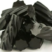Soft Australian Style Soft Black Licorice 2 Lbs
