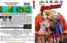 Mars Attacks! ~ Dvd ~ Jack Nicholson, Glenn Close (1996) Wbhe