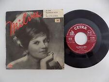 45 Giri Milva Flamenco Rock/Da Solo A Sola Cetra 1060 Italy SP 886