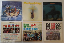 Beach Boys Vinyl LP record album Music Bundle