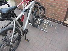 4 Section Dual Height Cycle/bike/storage Rack by Bison Products