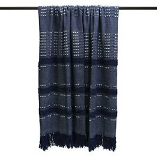 Furn Sundown Navy Blue Throw 130 x 180 cm