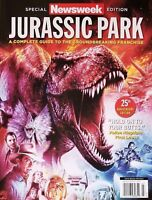 JURASSIC PARK NEWSWEEK MAGAZINE SPECIAL EDITION HOLD ON TO YOUR BUTTS 2018 NEW