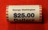 2007 GEORGE WASHINGTON PRESIDENTIAL ORIGINAL US MINT ROLLS COLLECTOR COIN