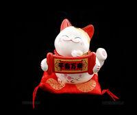 Hucha Gato Prosperidad Japonés Maneki Neko 5749