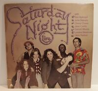 "Saturday Night Live 12"" Vinyl LP 1976 Arista Records"