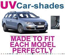 Volkswagen Passat Estate 05-11 UV CAR SHADES WINDOW SUN BLIND PRIVACY GLASS TINT