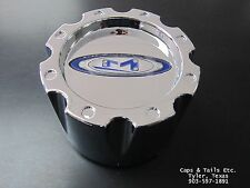 Moto Metal Center Cap 353K133H Moto Metal 950 Moto Metal 951 8 Lug Chrome NEW