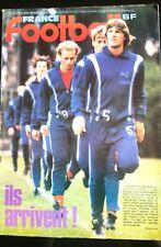 France Football 25/03/1980; France-Hollande/ Saint-Etienne-Lens 3-1/ Europe
