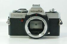 Vintage SLR Minolta Xg 9 Only Corpo Ref.39186