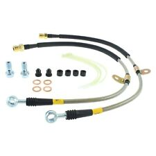 For Ford F-150 2012-2014 StopTech 950.61022 Stainless Steel Front Brake Line Kit