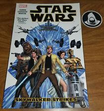 Star Wars (2015) Volume 1 – Skywalker Strikes, Marvel TPB Graphic Novel