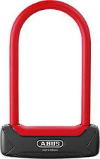 New ABUS Keyed Granit Plus 640 Mini U-Lock: 6/11mm Red