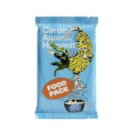 Cards Against Humanity - Food Pack - Expansion Set Sealed New Stocking Stuffer