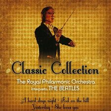 Royal Philharmonic O - Classic Collection-The Beatles [New CD] Argentina