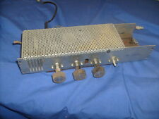 Vintage Car Radio Chassis  model 20099 186681 Rat Hot Rod Mobile  / s2