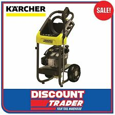 Karcher Petrol Engine High Pressure Cleaner 5.0Hp 2500PSI G 2500 DCE 1.107-213.0