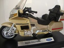 Welly 1:18 12148PW HONDA GOLD WING  suberb detail