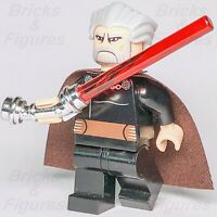 STAR WARS lego COUNT DOOKU sith lord darth tyranus GENUINE 7752 9515 NEW clone