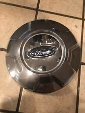 "2009-2014 Ford F150 F-150 17"" 5-spoke wheel Center Hub Cap CHROME"