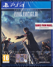 FINAL FANTASY XV Day One Edition / PS4 / NUOVO ITALIANO