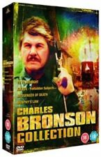 Charles Bronson Collection 5039036030588 DVD Region 2 P H